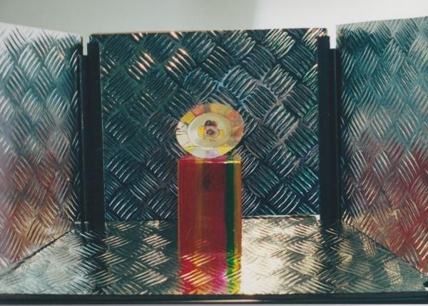 Etalage 2, pronkstukken museum Twinkelbel, maquette